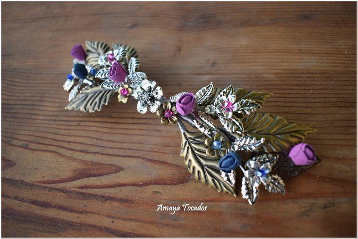 #peineta, #cinturon, #haircomb, #belt, #boda, #invitada, #pedreria, #artesania, #hechoamedida, #wedding, #bride, #amayatocados, #jewerly, #jerez, #atelier, #unico, #tendencias,#jewerly , #exclusivo, #handmade, #lino, #flores, #tocadonovia