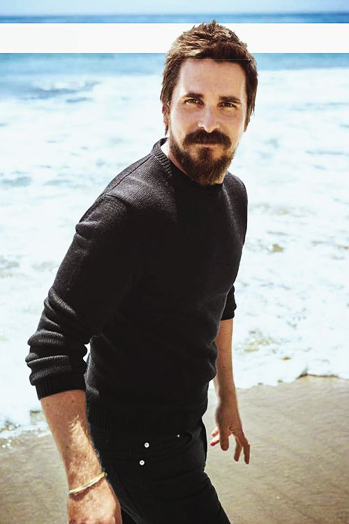 Christian Bale in GQ Germany - April 2014 Issue