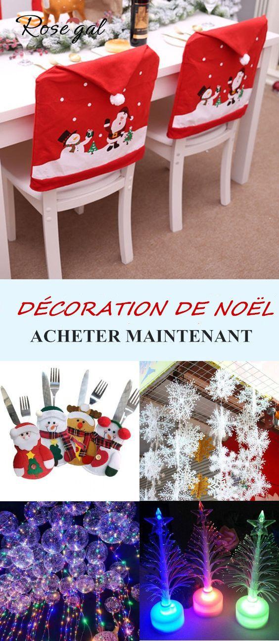70 remise pour les décorations maison #Rosegal #Noël #maison