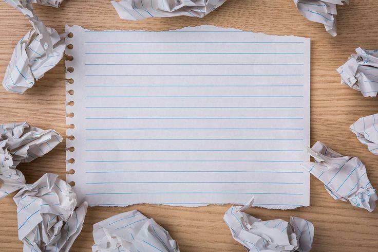 Escrever e desapegar: uma prática que nos livra dos vícios da escrita