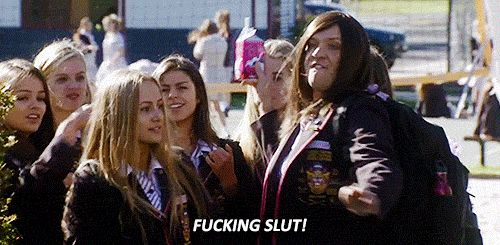 "This: | 11 Amazing Moments From The Trailer For ""Ja'mie: Private School Girl"""