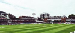 England v New Zealand 2015 at the Oval.  Fantastic day of cricket!