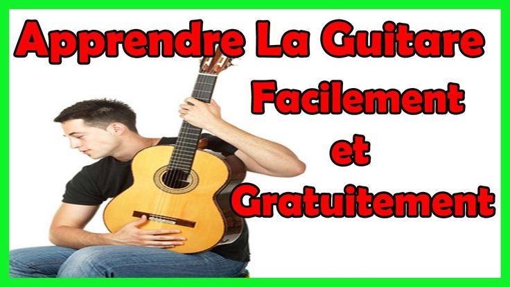 Apprendre la Guitare Facilement et Gratuitement