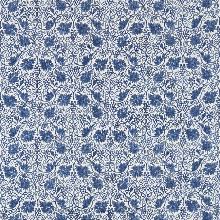 The Original Morris & Co - Arts and crafts, fabrics and wallpaper designs by William Morris & Company | Products | British/UK Fabrics and Wallpapers | Grapevine (DM3P224476) | Archive III Prints