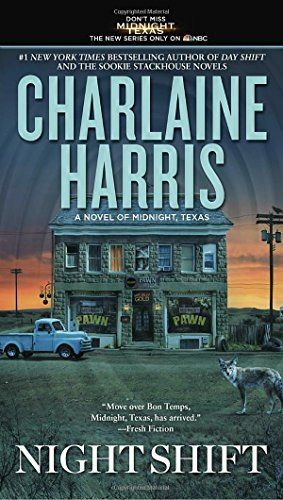 Night Shift by Charlaine Harris.  Love the Midnight Texas series.  I hope there will be more.