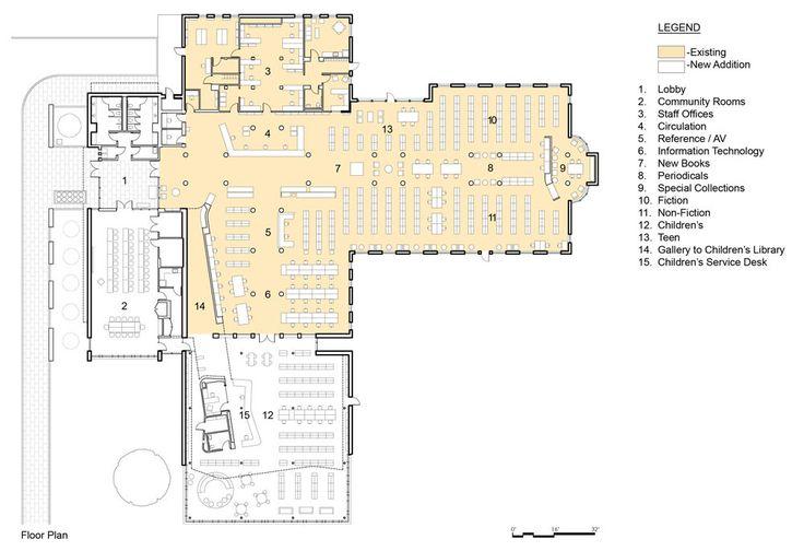 Gallery - Hockessin Public Library / ikon.5 architects - 14