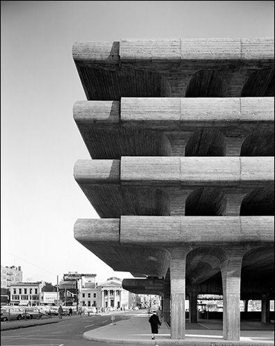 Esto Gallery: Brutalism - Architect Magazine