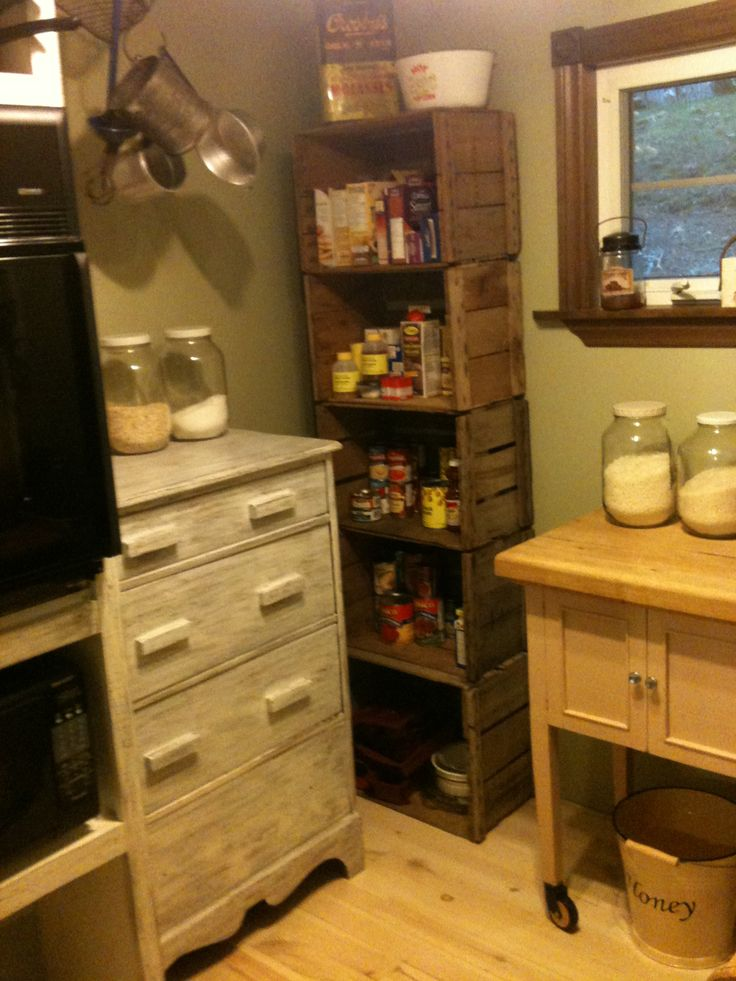 Pantry decor