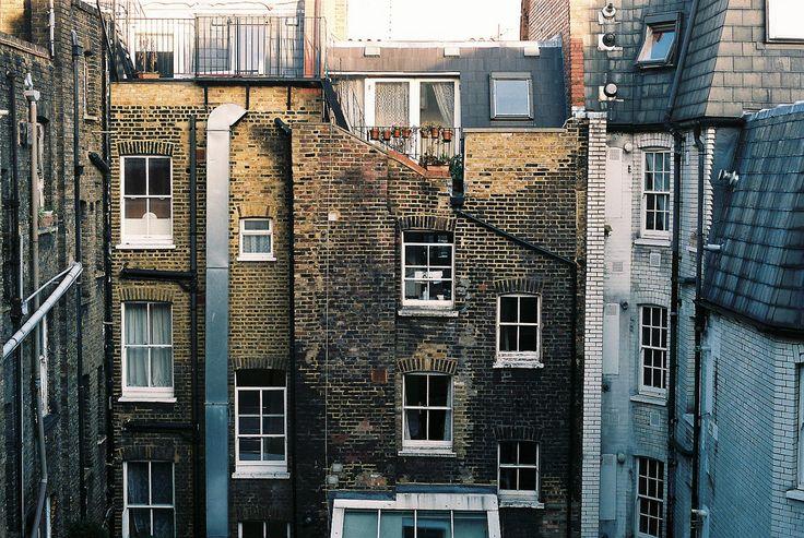 Window view |  London, 2009