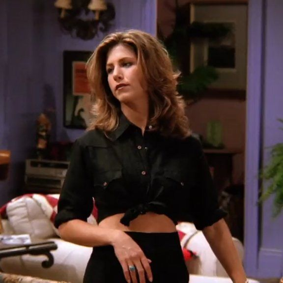 aji on | Rachel green friends, Rachel green outfits, Rachel green style