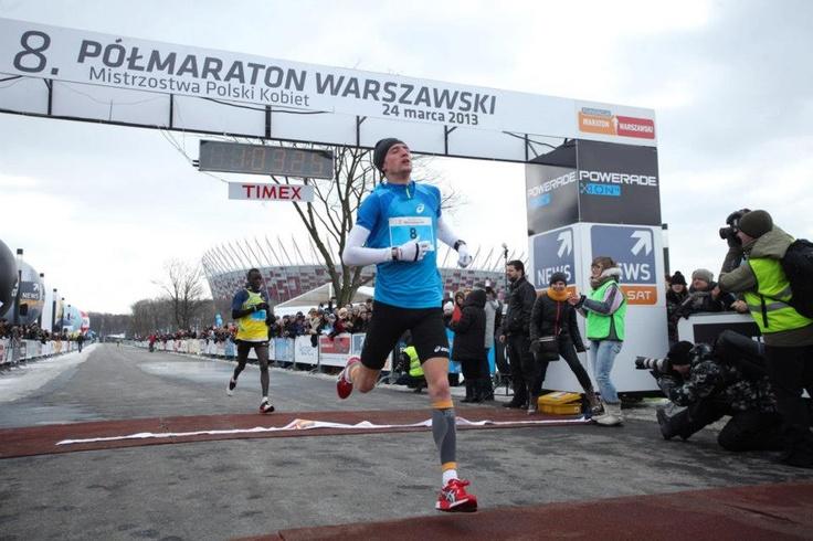 Do mety dobiegło ponad 10 tys. zawodników! Wszystkim gratulujemy. #sport #bieganie