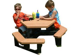 24 Best Picnic Table Ideas Images On Pinterest Good