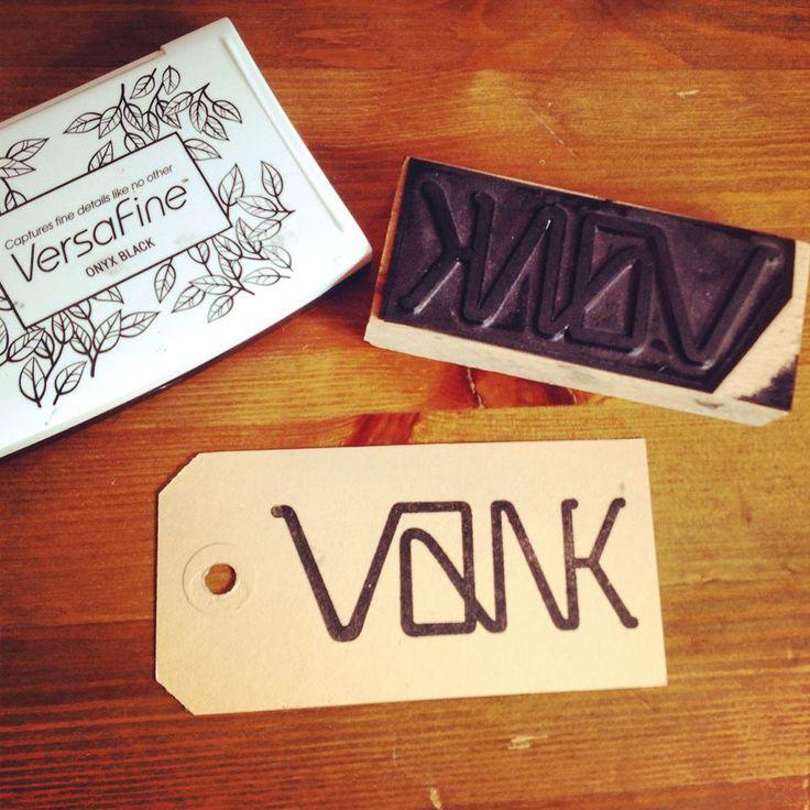 New #Vank stamp arrived :)