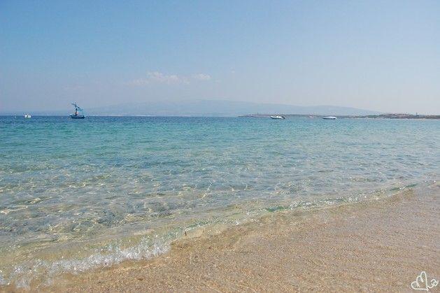 Tathsinis.net - Case Vacanza - Spiaggia di Sa Rocca tunda - San vero Milis