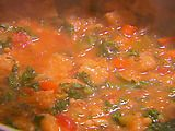 Ribollita. Recipe by Ina Garten (Barefoot Contessa). I've made this recipe, and it's wonderful! A really great winter soup.