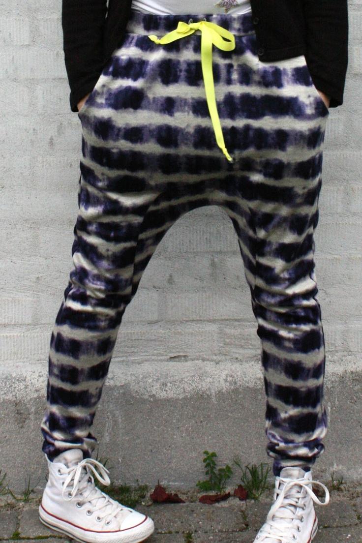 RAPPEDIKKE: Chris(tina) bukser