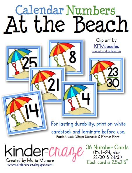 June Calendar Numbers For Preschool : Best preschool under the sea images on pinterest