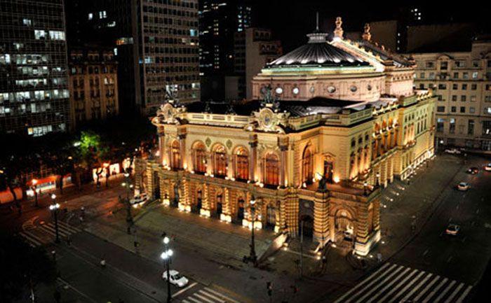 Teatro Municipal sao paulo