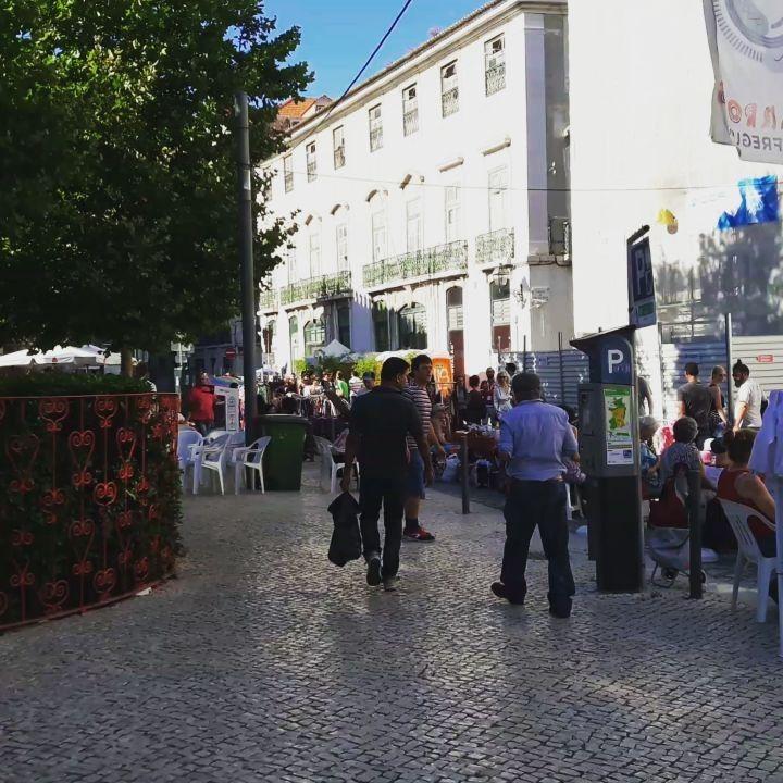 A Lisbona a luglio il quartiere Intendente è in Festa! | Lilly's lifestyle