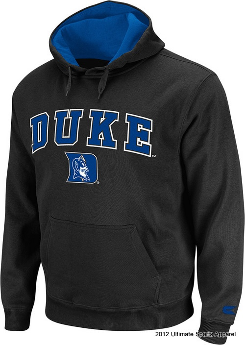 DUKE - college apparel - Pullover Hoodie (S/C) - Fall Apparel I love this!