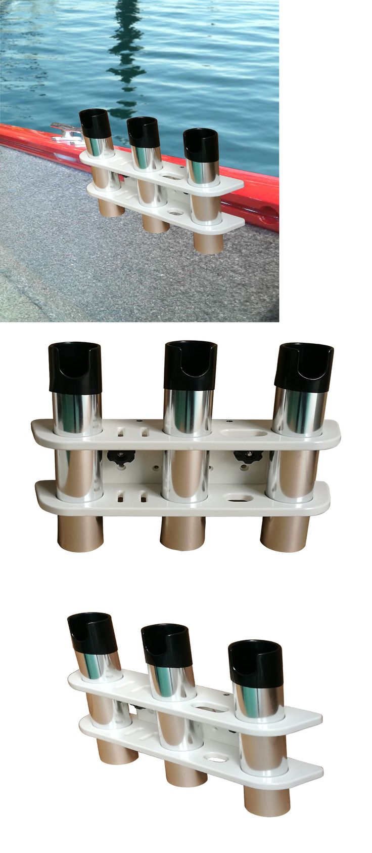 Rod Rests and Holders 72665: Brocraft Rod Holder For Tracker Boat - Versatrack System -3 Rods Storage -> BUY IT NOW ONLY: $51.99 on eBay!