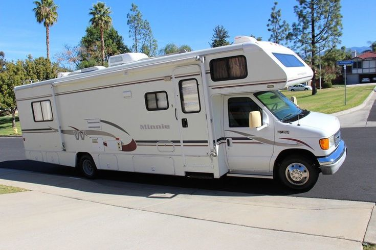 2005 winnebago minnie ford for sale by owner terrell tx