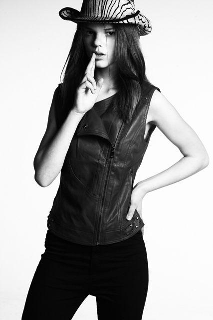 Lithuanian model Gabriele Ziobakaite Mother agency: RUTA model management, www.rutamodel.com