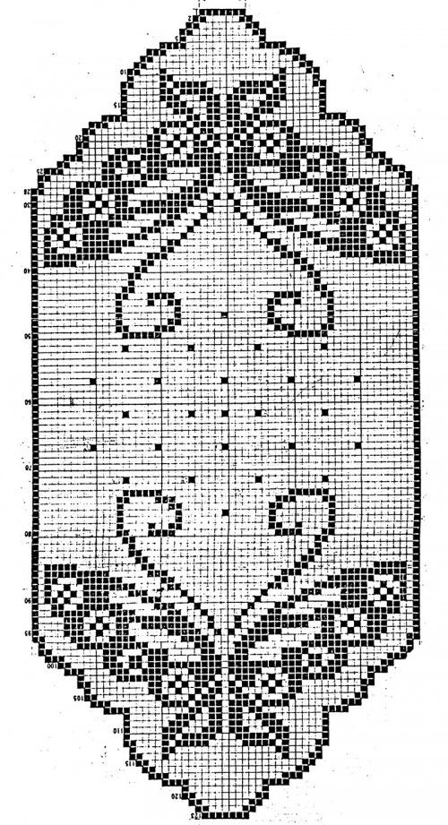 Heklanje   Sheme heklanja   Šeme za heklanje - stranica 127