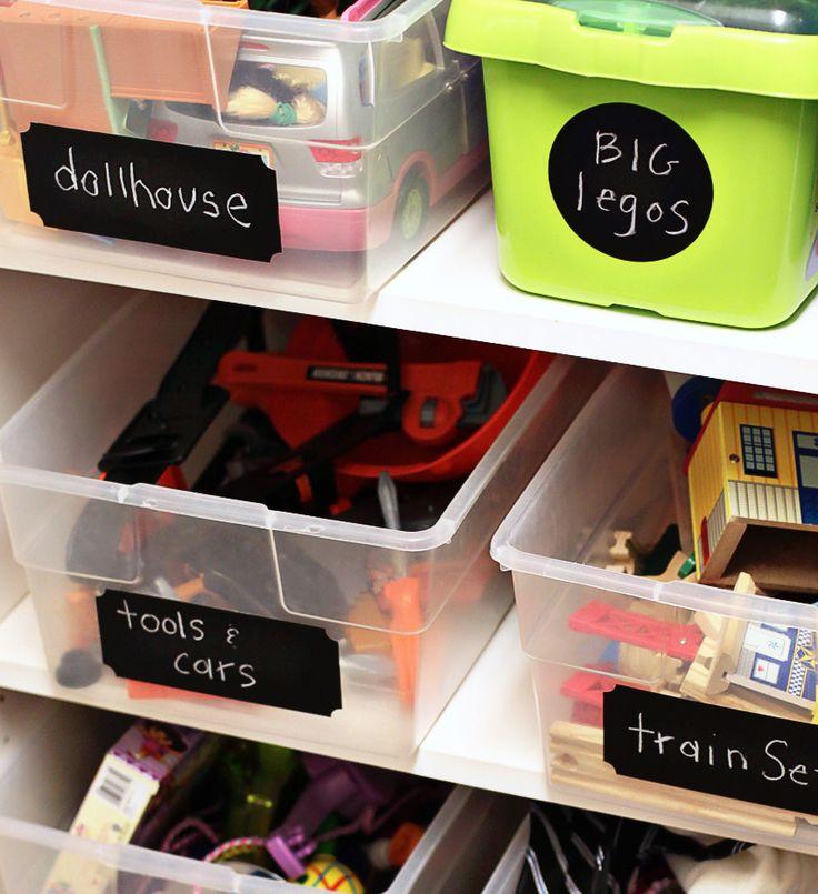 Diy chalkboard labels great ideas diy pinterest for Diy chalk labels