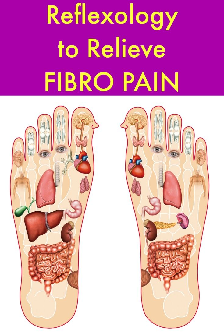 Have you considered reflexology to relieve fibro pain?