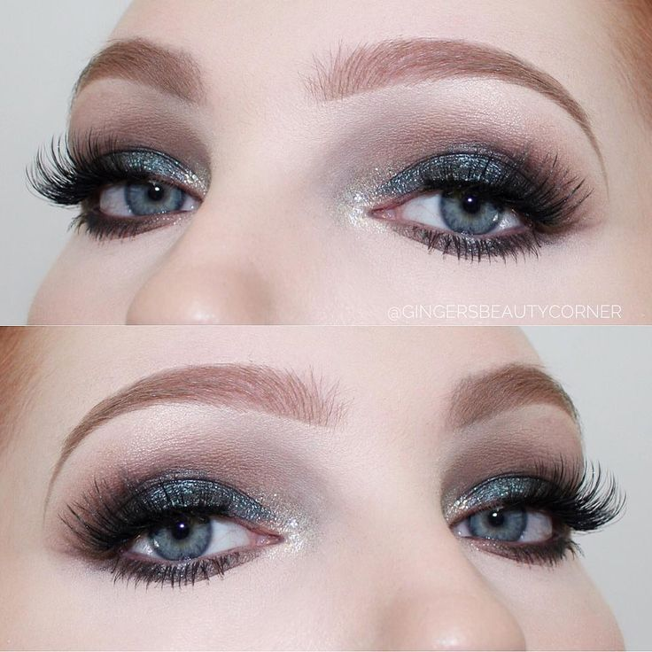 Tartiest pro palette look! Lashes are StormLashes in Bucharest! follow me on IG for more @gingersbeautycorner