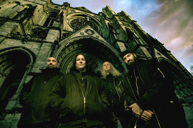 Immolation's 'Fostering the Divide' Is Death Metal Devastation  Death metal icons Immolation have released the slow-burning, virulent new song 'Fostering the Divide' off their forthcoming 10th album, 'Atonement.'    Continue reading…  http://loudwire.com/immolation-new-song-fostering-the-divide/