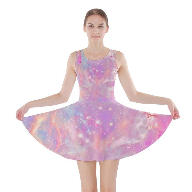 Larprettgalaxyge Skater Dress