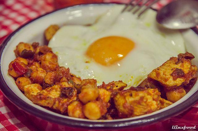 ¡Ropa vieja de pollo y garbanzos! | llinxfood