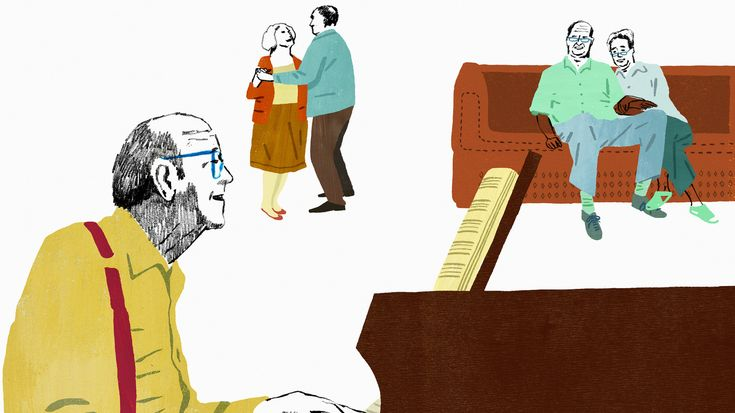 Having A Purpose In Life Can Make Life Longer And Healthier : Shots - Health News : NPR