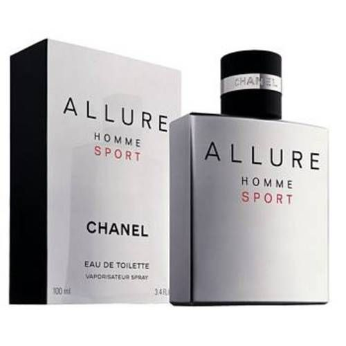 Chanel Allure Homme Sport. Eau de toilette