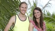 Tyson Apostol and Rachel Foulger | Sole Survivor: Blood vs. Water (& his loved one)
