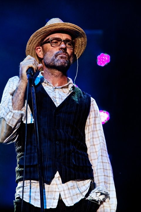 - Gordon Downie of The Tragically Hip - #music #singer #frontman #thetragicallyhip #thehip #godondownie #Canada #bands #rockbands http://www.pinterest.com/TheHitman14/the-tragically-hip-%2B/