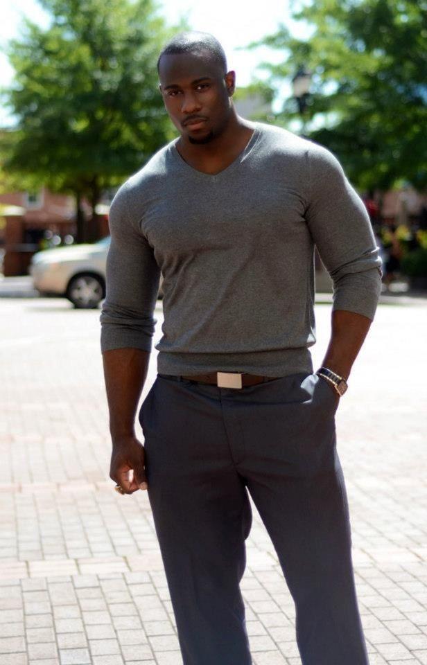 Derrick Jaxnmy Goodness  Here Come The Men -7306