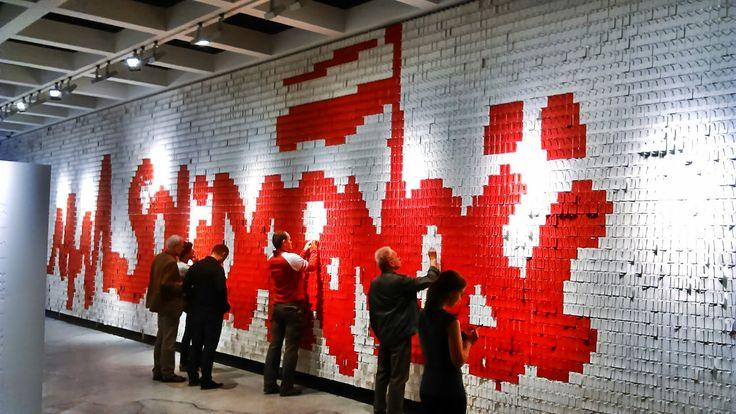 maciu paczy: Europejskie Centrum Solidarności w Gdańsku
