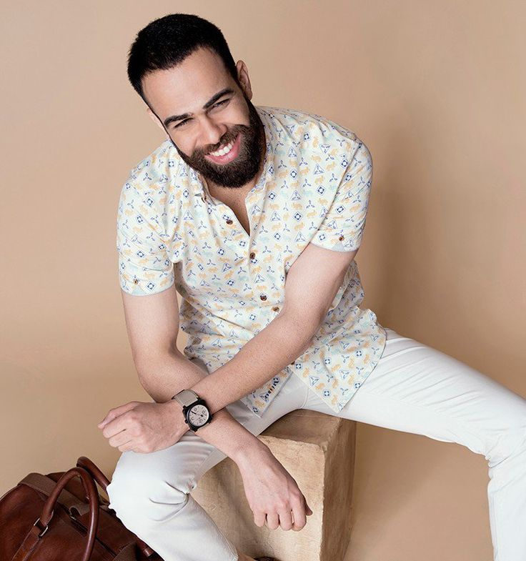 Buy Bronze Rhino luxury shirts for men online at Andamen at the best price. Andamen is the leading online portal for premium branded shirts for men in India. Free shipping and 60 days free returns