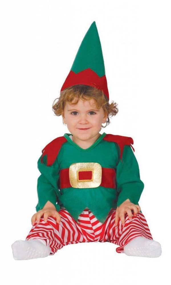 Elfen Kostüm baby - Weihnachtselfe Elf Weihnachten Kinder Kleinkind