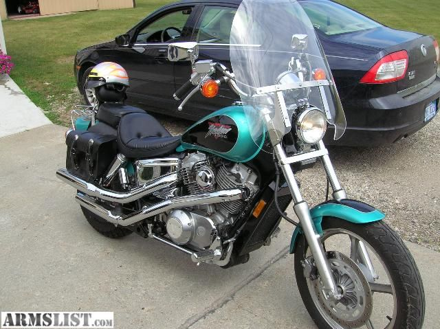 1994 Honda Shadow 1100 Prices | have for sale a nice 1994 Honda Shadow VT1100c with 5,000 miles. I ...