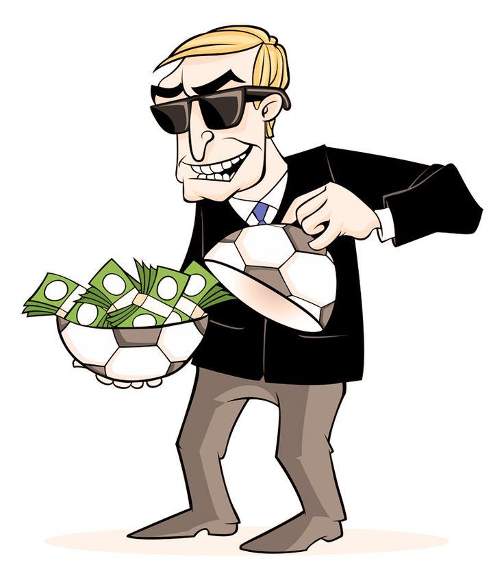 Pasjon for fotball eller tjene penger på sporten? #fifa #fotball #sport