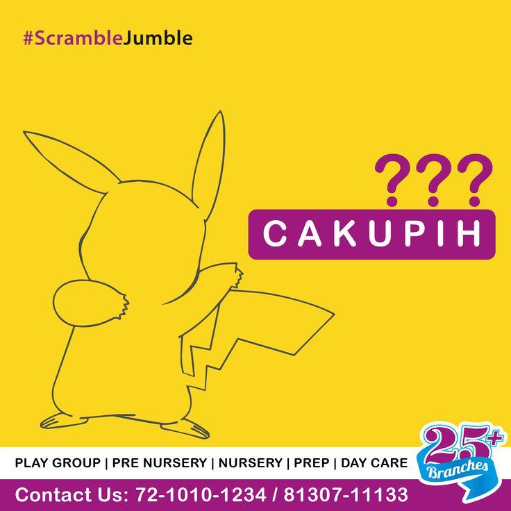 #scramblejumble 's find