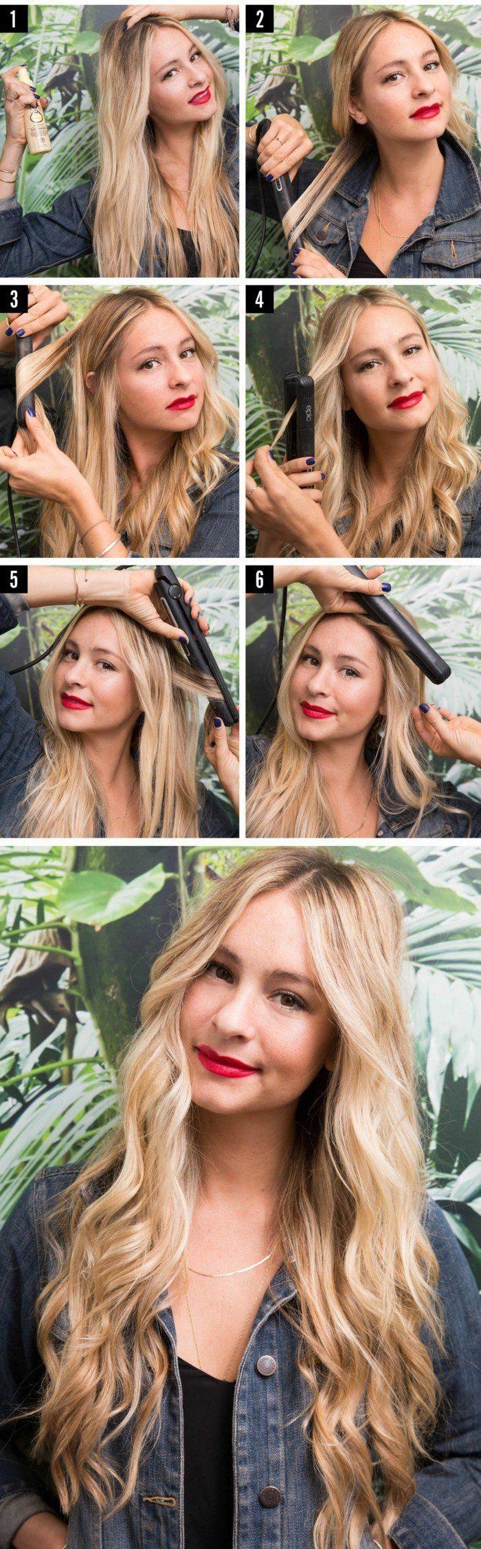 les étapes essentielles à suivre pour friser ses cheveux au fer à boucler