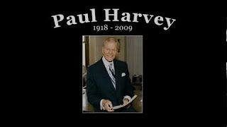 If I Were the Devil - (BEST VERSION) by PAUL HARVEY audio restored - YouTube