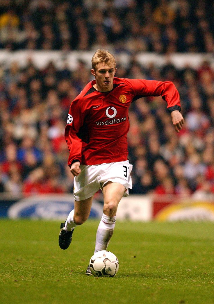 Manchester United  Darren Fletcher
