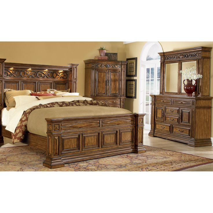 industrial bedroom furniture melbourne%0A A R T  Marbella Panel Customizable Bedroom Set  u     Reviews   Wayfair