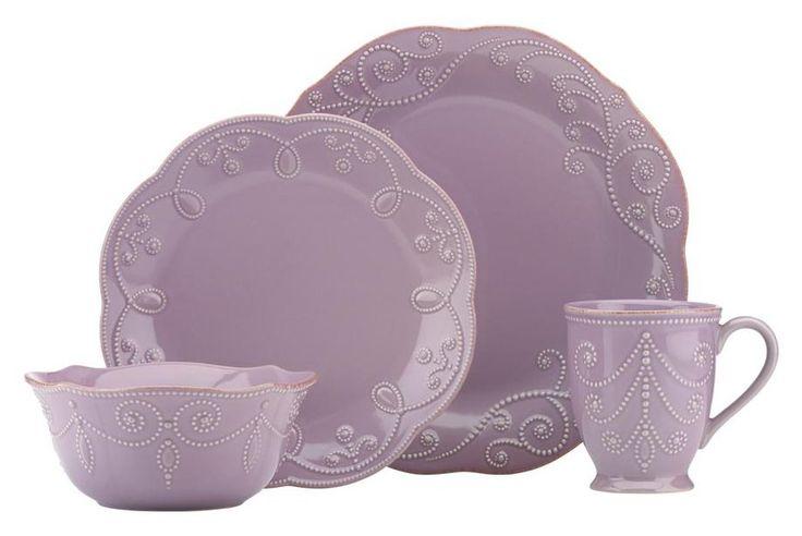 "LOVE THE DESINGE Fine China Dinner Sets purple | Noritake Wild Plum Dinner Knife (9 3/8"" or Smaller), Fine China ..."